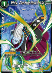 Whis, Destruction's Aid - EX06-11 - EX