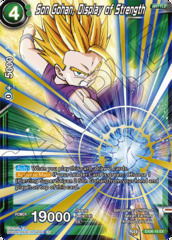 Son Gohan, Display of Strength - EX06-16 - EX