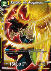 Bardock, the Enlightened - EX06-22 - EX