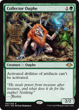 Collector Ouphe - Foil