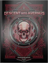 D&D Baldur's Gate: Descent Into Avernus (Alternate Cover)