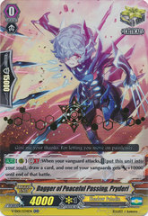 Dagger of Peaceful Passing, Pryderi - V-SS01/034EN - RR - Hot Stamp on Channel Fireball