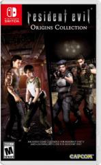 Resident Evil Origins Collection