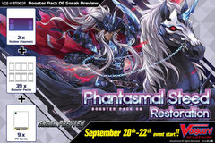 V Booster Set 06: Phantasmal Steed Restoration Sneak Preview