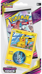 Sun & Moon - Unified Minds Checklane Blister Pack - Pikachu