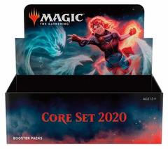 Core Set 2020 Booster Box (Pre-Order: Avail. June 12)
