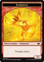 Elemental Token (009) - Foil