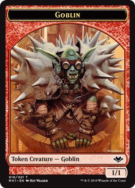 Goblin Token - Foil