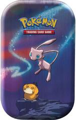 Kanto Power Mini Tin - Mew & Psyduck on Channel Fireball