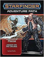Starfinder Adventure Path: Assault on the Crucible (Dawn of Flame 6 of 6)
