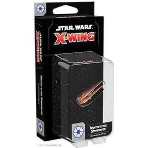 Star Wars X-Wing - Second Edition - Nantex-class Starfighter Expansion Pack