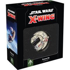 Star Wars X-Wing - 2nd Edition - Punishing One Expansion Pack