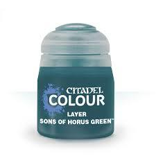 Layer: Sons Of Horus Green