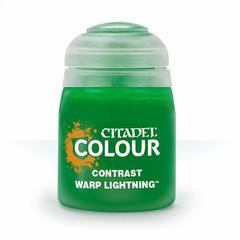 Contrast: Warp Lightning