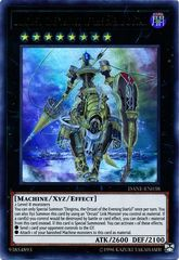 Dingirsu, the Orcust of the Evening Star - DANE-EN038 - Ultra Rare - Unlimited Edition
