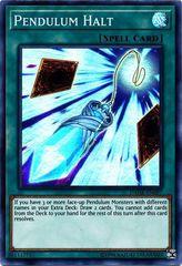 Pendulum Halt - DANE-EN097 - Super Rare - Unlimited Edition