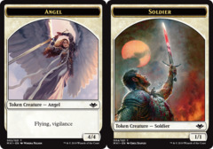 Angel // Soldier Token