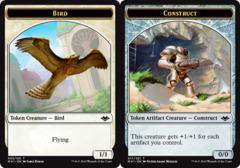 Bird Token // Construct Token