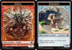 Goblin Token // Construct Token