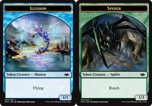 Illusion // Spider Token