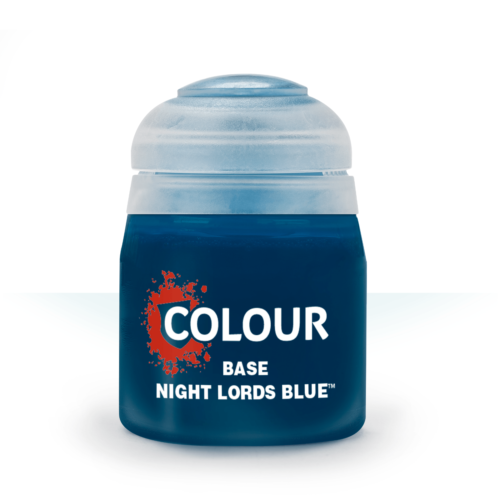 Base: Night Lords Blue (12ml)