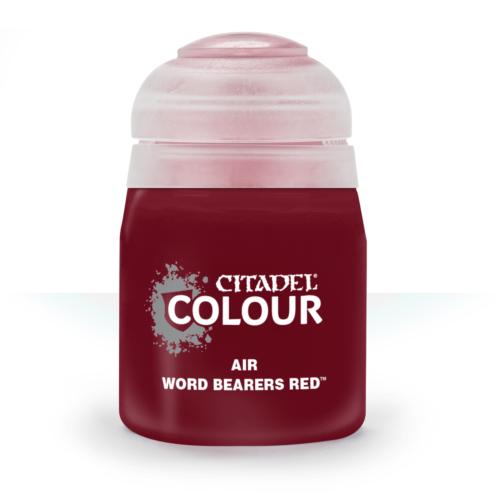 Air: Word Bearers Red (24ml)