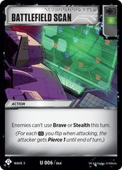 Battlefield Scan