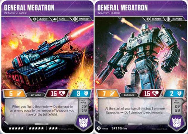 General Megatron // Infantry Leader