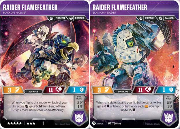 Raider Flamefeather // Black Ops Soldier