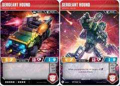 Sergeant Hound // Infantry Recon