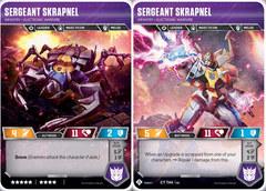 Sergeant Skrapnel // Infantry Electronic Warfare