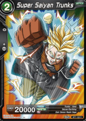 Super Saiyan Trunks - BT7-102 - C - Foil