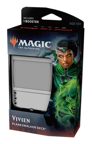Magic 2020 Planeswalker Deck - Vivien