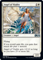 Angel of Vitality - Foil (M20)