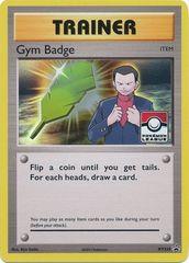 Gym Badge (Giovanni) - XY210 - 2017 Pokemon League Exclusive