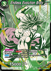 Endless Evolution Broly - P-033 - PR - Special Anniversary Box - Foil