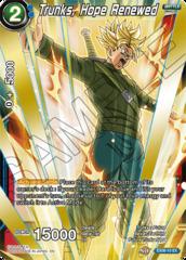 Trunks, Hope Renewed - EX06-10 - EX - Foil