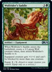 Wolfrider's Saddle - Foil