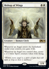 Bishop of Wings - Foil (M20)
