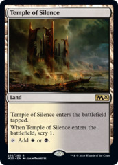 Temple of Silence - Magic 2020