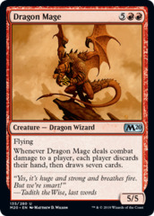 Dragon Mage - Foil