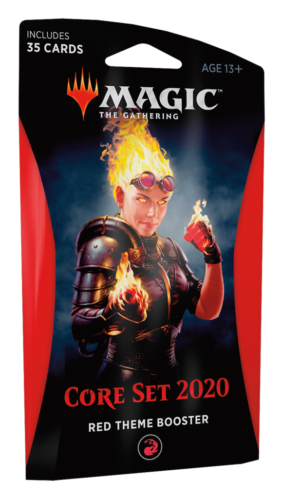 Core Set 2020 Theme Booster - Chandra