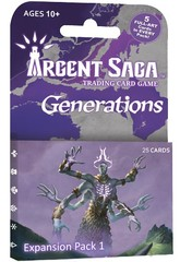 Argent Saga TCG: Generations Expansion Pack 1