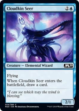Cloudkin Seer - Foil