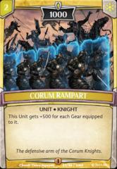 Corum Rampart