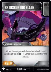 RR Disruptor Blade