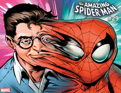 Amazing Spider-Man #29 Bagley Immortal Var (STL130575)