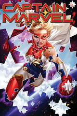 Captain Marvel #10 (STL129784)