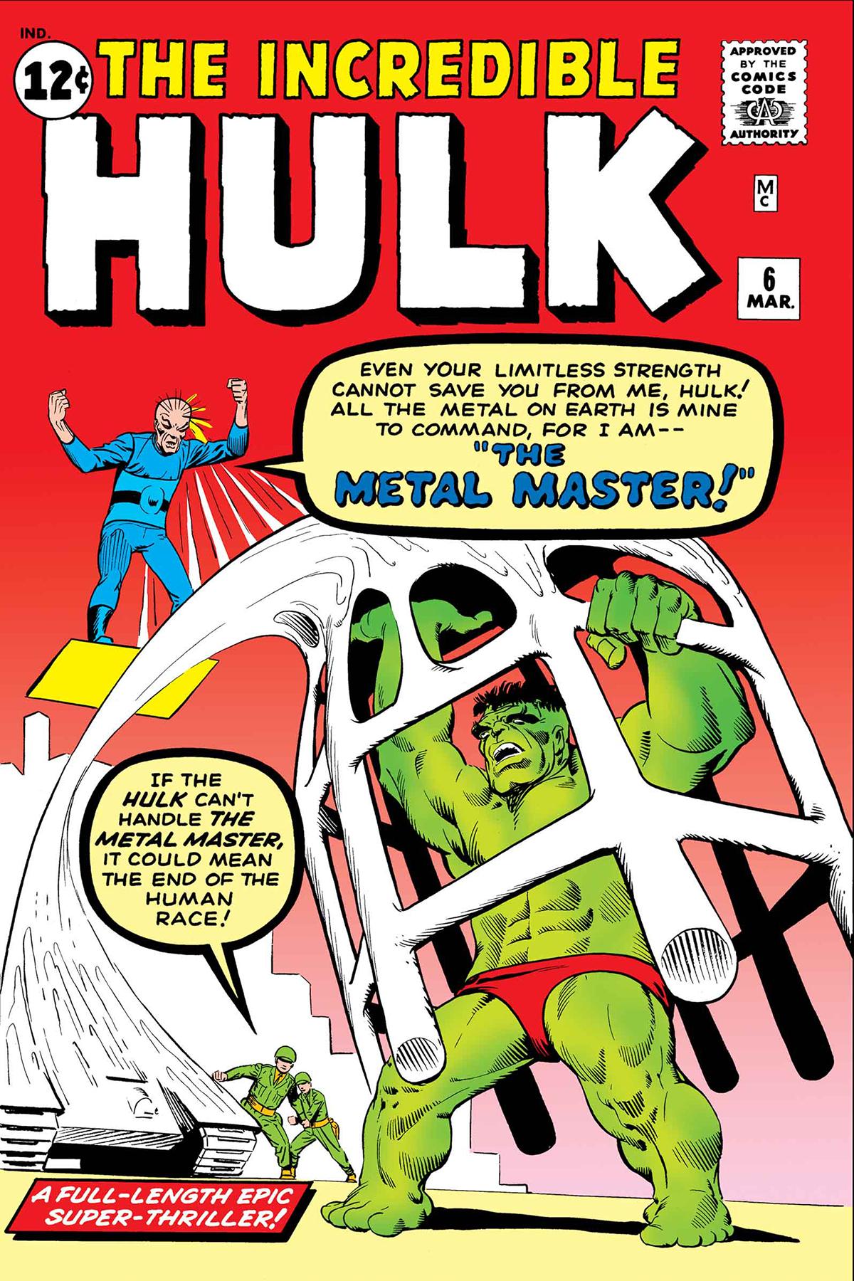 True Believers Hulk Head Of Banner #1 (STL130552) - Comics » Marvel