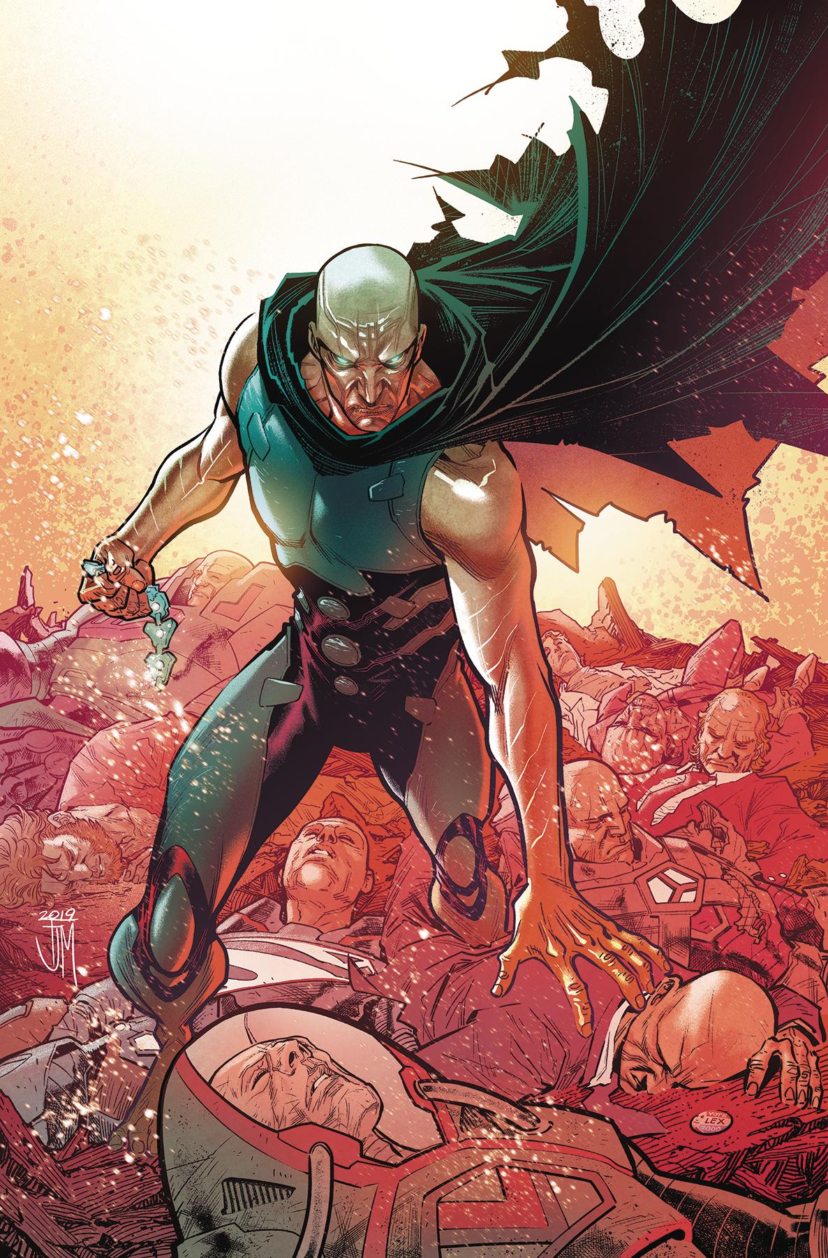 Lex Luthor Year Of The Villain #1 (STL130224)